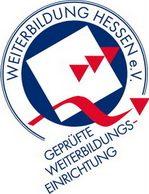 Zertifiziert durch Weiterbildung Hessen